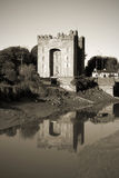 Castillo de Bunratty de Irlanda Imagen de archivo
