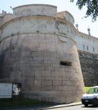 Castillo de Buonconsiglio imagenes de archivo