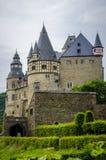 Castillo de Burresheim Fotos de archivo libres de regalías
