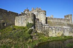 Castillo de Cahir imagenes de archivo
