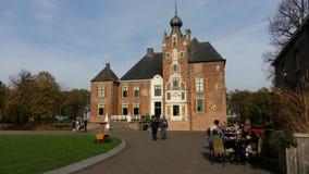 Castillo de Cannenburg Fotografía de archivo libre de regalías