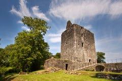 Castillo de Cardoness imagen de archivo libre de regalías