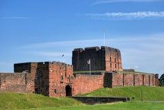 Castillo de Carlisle Imagen de archivo