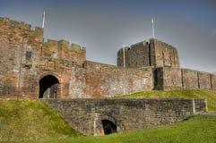 Castillo de Carlisle Fotografía de archivo