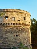Castillo de Castello Aragonese de Taranto Apulia, Italia Fotografía de archivo libre de regalías
