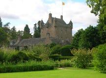Castillo de Cawdor Imagen de archivo libre de regalías