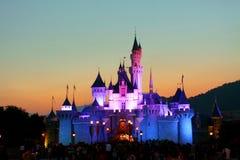 Hong Kong Disneyland Imagen de archivo libre de regalías