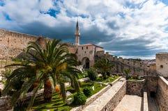 Castillo de Cesme, Esmirna Imagen de archivo libre de regalías