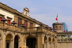 Castillo de chapultepec IX Royalty Free Stock Image