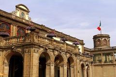 Castillo de chapultepec VII Royalty Free Stock Photos