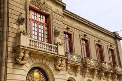 Castillo De Chapultepec XI. obrazy stock
