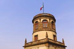 Castillo de chapultepec XII Stock Images