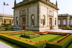 Castillo de chapultepec XIV Stock Photography