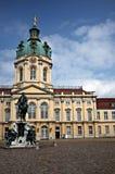 Castillo de Charlottenburg Foto de archivo libre de regalías