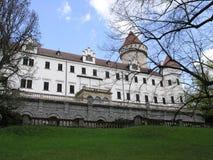 Castillo de Checo fotografía de archivo libre de regalías