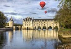 Castillo de Chenonceau Imagen de archivo