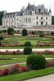 Castillo de Chenonceau, Francia Imagen de archivo