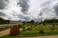 Castillo de Chenonceau, región del Loira, Francia 27 de junio de 2017 foto fotografía de archivo