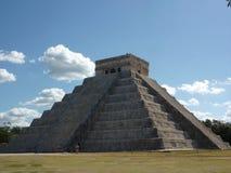 Castillo de Chichen Itza Fotos de archivo