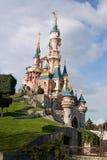 Castillo de Cinderella Fotos de archivo libres de regalías