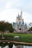 Castillo de Cinderella Imagenes de archivo