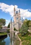 Castillo de Cinderella - Orlando, la Florida. Imagenes de archivo