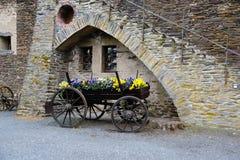 Castillo de Cochem Imagen de archivo