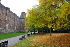Castillo de Colchester Imagenes de archivo
