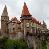 Castillo de Corvin Fotografía de archivo libre de regalías