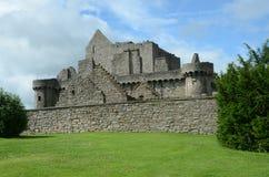 Castillo de Craigmillar foto de archivo libre de regalías