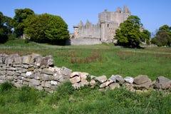 Castillo de Craigmillar, Edimburgo imágenes de archivo libres de regalías