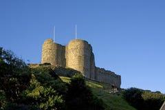 Castillo de Criccieth Imagenes de archivo