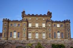 Castillo de Culzean Foto de archivo libre de regalías