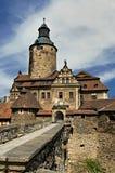 Castillo de Czocha Foto de archivo