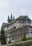 Castillo de Díez, Alemania imagen de archivo