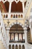 Castillo de DAlbertis, Génova, Italia Fotos de archivo