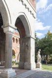 Castillo de DAlbertis, Génova, Italia Fotografía de archivo