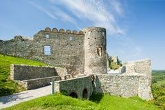 Castillo de Devin Imagenes de archivo