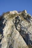 Castillo de Devin cerca de Bratislava, Eslovaquia III. Fotos de archivo