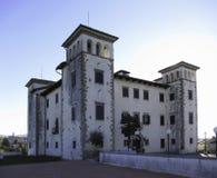 Castillo de Dobrovo, ka Brda, Eslovenia del ½ del ¿de Goriï Imágenes de archivo libres de regalías