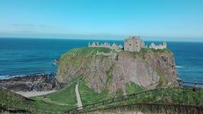 Castillo de Donnatar Imagen de archivo