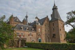 Castillo de Doorwerth Fotografía de archivo