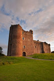 Castillo de Doune, Stirlingshire, Escocia Imagenes de archivo