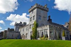 Castillo de Dromoland en Co. Clare Fotografía de archivo