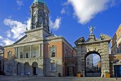 Castillo de Dublín Fotos de archivo libres de regalías