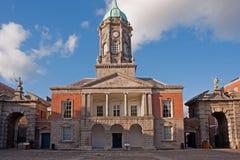 Castillo de Dublín Imagen de archivo libre de regalías