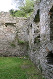 Castillo de Dundrum Fotos de archivo libres de regalías