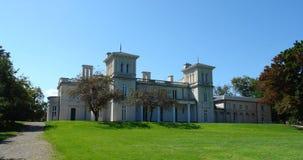 Castillo de Dundurn, Hamilton Foto de archivo