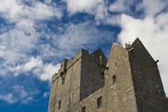 Castillo de Dunguire Fotos de archivo libres de regalías