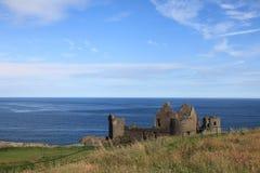 Castillo de Dunluce Imagenes de archivo